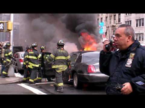 NYC Auto Fire