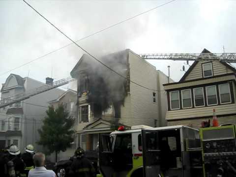 Newark Working Fire (II)