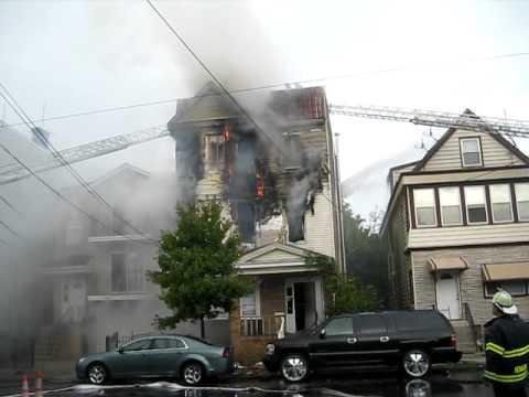 Newark Working Fire (I)