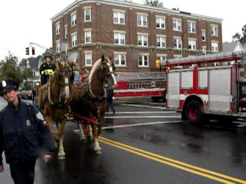 Ladder 3 Decommissioning Ceremony