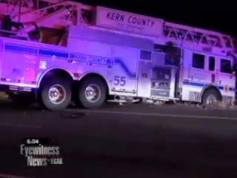 California Fatal Apparatus Crash