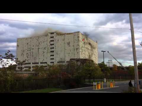 Albany (NY) Cold Storage Fire
