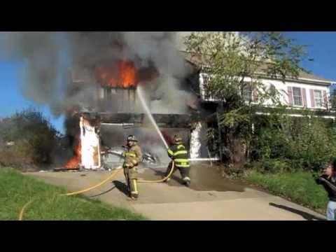 Granville (WV) Garage Fire