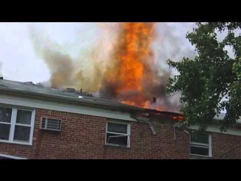 Springfield (NJ) 3-Alarm Fire