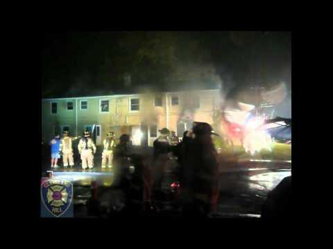 Cleveland Hill (NY) 2-Alarm Fire