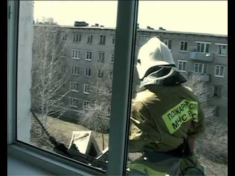 Firefighter hidden cam :)