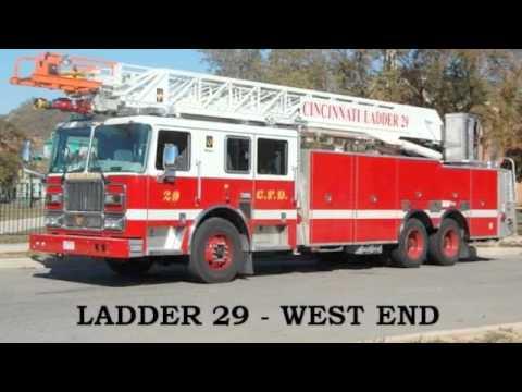 "Cincinnati Firefighters ""A Rough Road Ahead"""