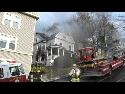 4 alarms struck in Worcester, Ma
