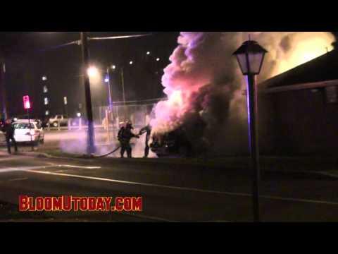 Ambulance Blaze
