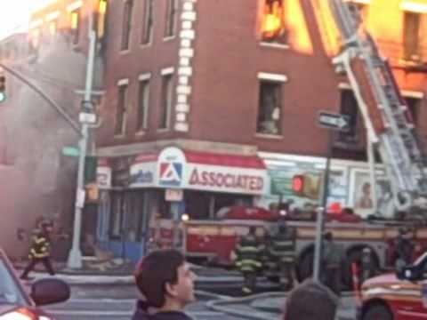 Brooklyn Working Fire