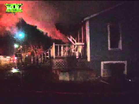 Kosciusko (Miss.) House Fire 11/19/2010