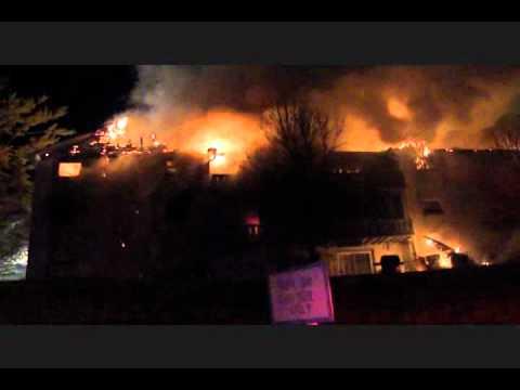 Cockeysville (MD) 2-Alarm Apartment Fire