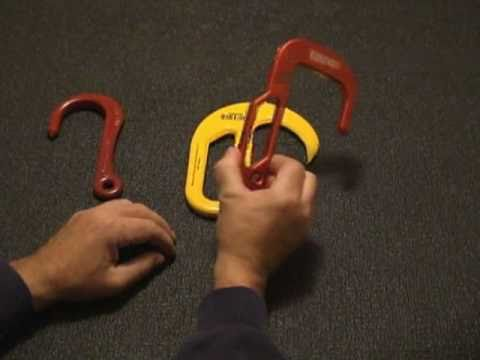 CMC Personal Escape System Anchor Hook