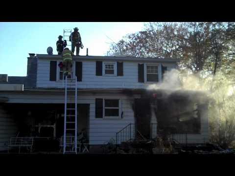 Tecumseh (MI) House Fire