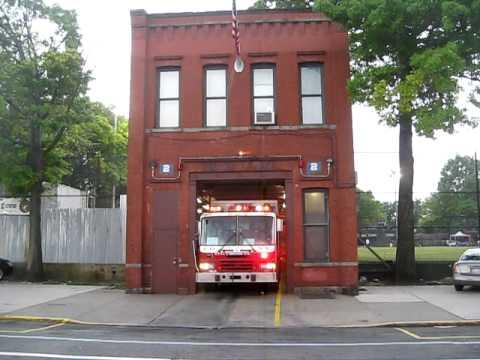 FDNY Brooklyn Rescue 2 Responding 06-04-10