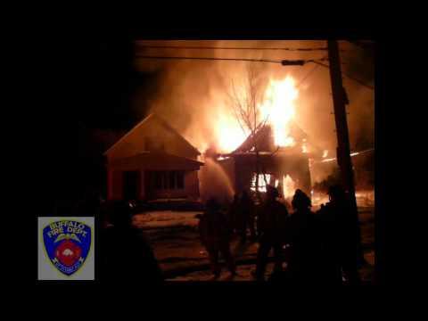Buffalo FD 2-Alarm 3 Gittere