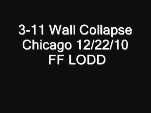 Chicago Collapse, Mayday