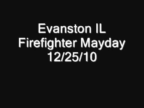 Evanston (IL) Firefighter Mayday