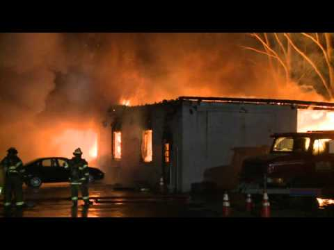 Whitehall (PA) Structure Fire