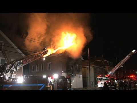 Cumberland (RI) Christmas Fire