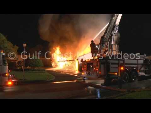 Seminole (FL) Carport Fire