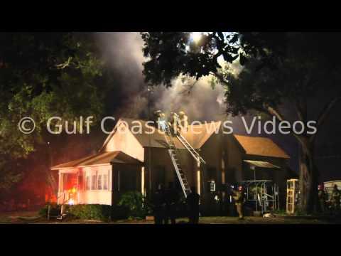 Florida House Fire