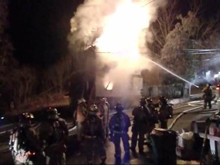 Norwich (CT) House Fire, 24 John St.