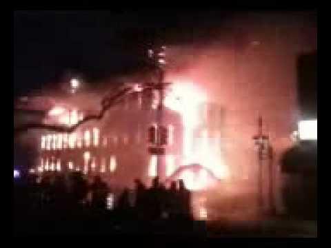 Philadelphia 4-Alarm Fire