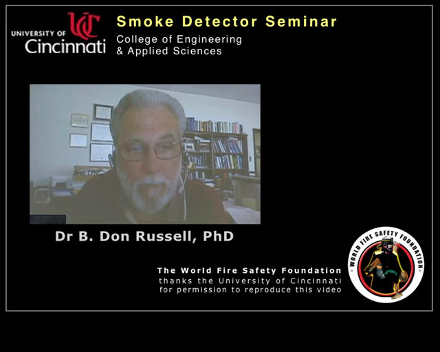 UC Smoke Detector Seminar: Part 5