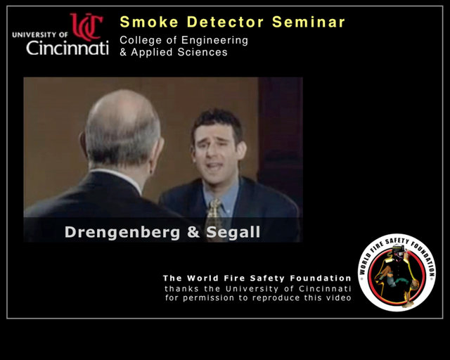 UC Smoke Detector Seminar: Part 2