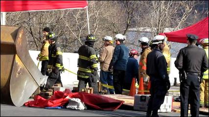 City of Allentown Fatal Trench Rescue 1-3-2011