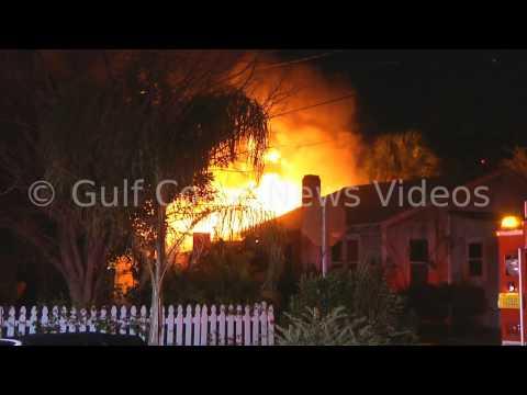 St. Petersburg (FL) House Fire