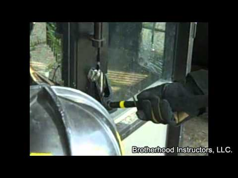 Forcible Entry: Through the Lock with the Rex Tool