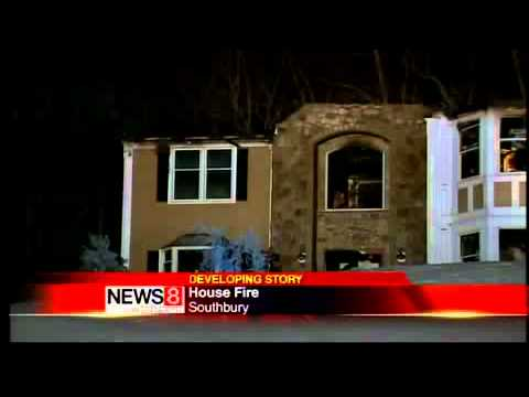 Vacant CT McMansion Fire