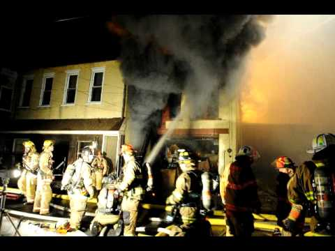 Lancaster City (PA) General Alarm Fire