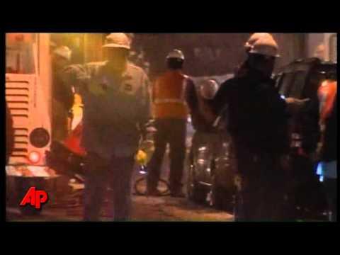 Raw Video: Philly Gas Main Blast Kills Worker