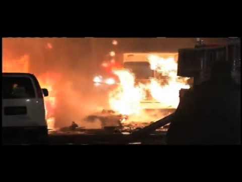 Philadelphia Tacony Gas Main Explosion