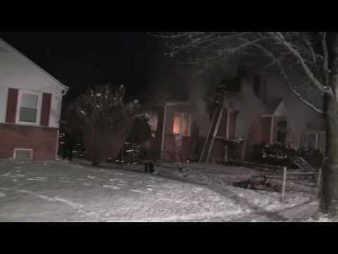 College Park (MD) Basement Fire