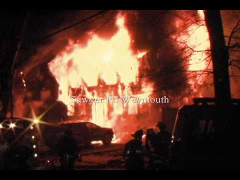 Weymouth (MA) 2-Alarm Fire