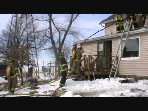 Dwight (IL) House Fire