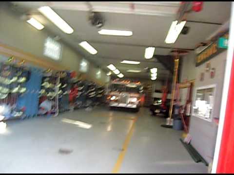 Dumont, NJ Squad 1, Engine 1, Engine 5 responding