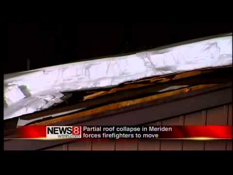 Meriden (CT) Firehouse Partial Collapse