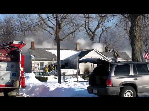 Illinois House Fire Ventilation