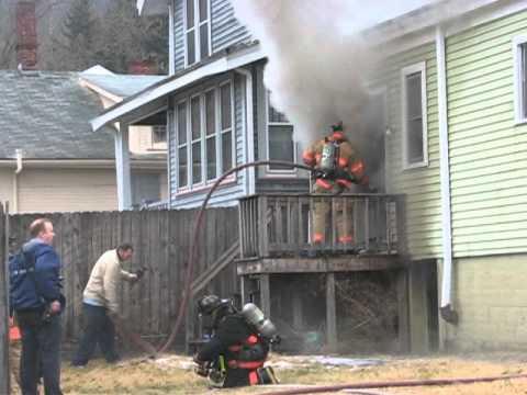 Wheeling (WV) House Fire