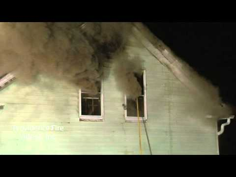 chimney fire extends throughout home in North Smithfield, RI
