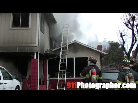 Menlo Park (CA) 2nd Alarm Fire