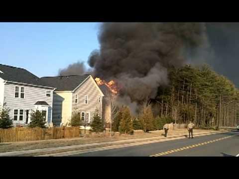 Loudoun County (VA) House Fire