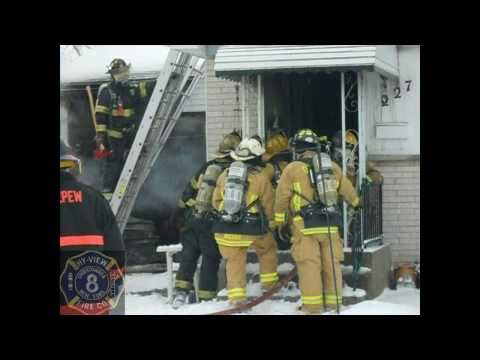Hy-View (NY) Structure Fire