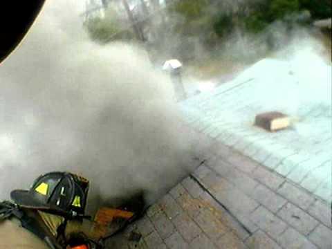 Durham (NC) Ladder 1 Roof Vent