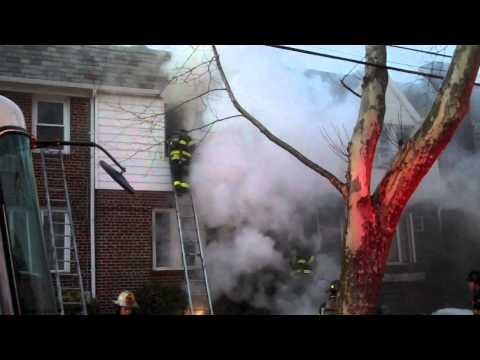 Brooklyn 2-Alarm Fire